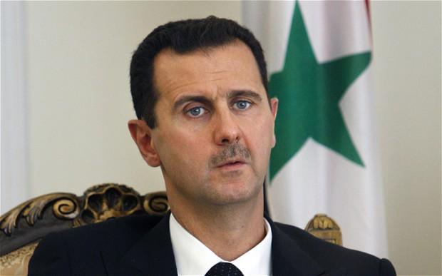 Kế hoạch bí mật lật đổ Tổng thống Syria