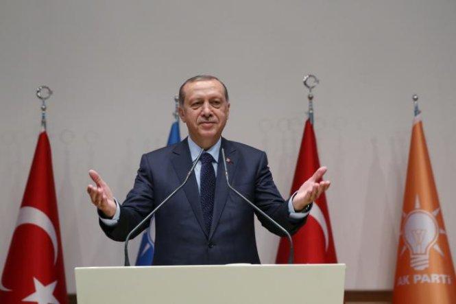 Chấm dứt giấc mơ gia nhập EU của Thổ Nhĩ Kỳ