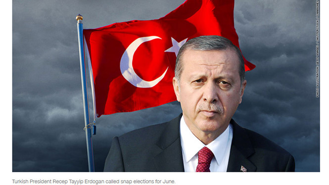 Thổ Nhĩ Kỳ có nguy cơ khủng hoảng kinh tế