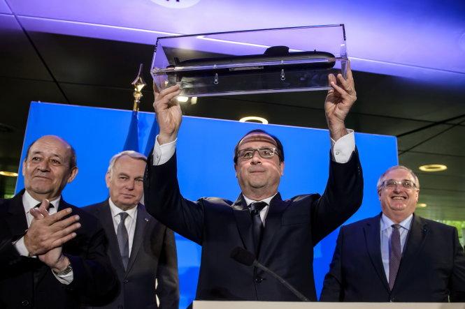 Vì sao Pháp thắng hợp đồng thế kỷ?
