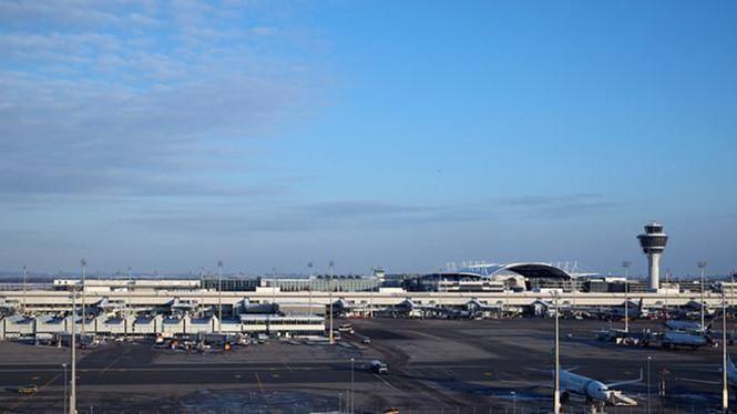 Top 10 sân bay tốt nhất châu Âu