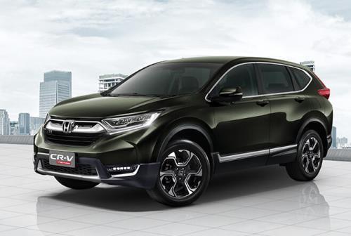 Bảng giá xe ô tô Honda tháng 10/2018