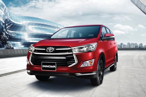 Top 10 mẫu xe ô tô bán nhiều nhất tháng 5/2018