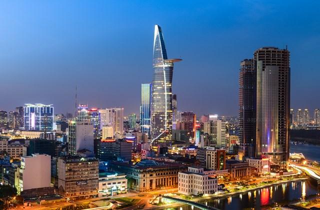 Thị trường bất động sản TP Hồ Chí Minh đã hạ nhiệt nhưng tiềm ẩn nhiều rủi ro