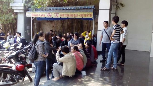 TP.HCM: Công ty CP Mặt Trời đóng cửa, nợ lương hơn 1 tỷ đồng