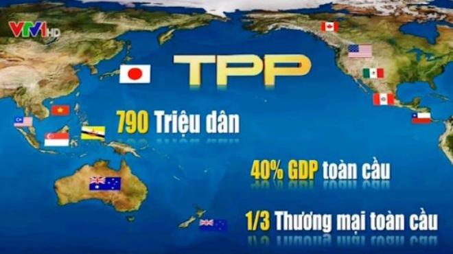 Bloomberg: Có hay không có TPP, Việt Nam vẫn tiến về phía trước