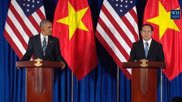 Quan hệ Việt Nam-Hoa Kỳ: Câu chuyện của 'Tự do' và 'Công bằng'