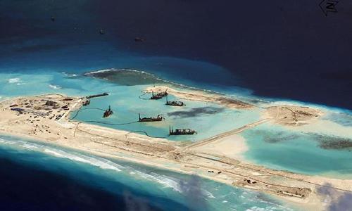 Chuyên gia Australia: 'Cuộc chơi ở Biển Đông giờ đã thay đổi'
