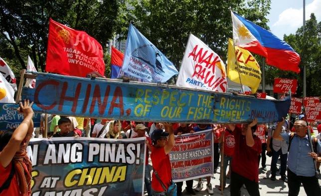Bắc Kinh tức giận trước phán quyết của PCA