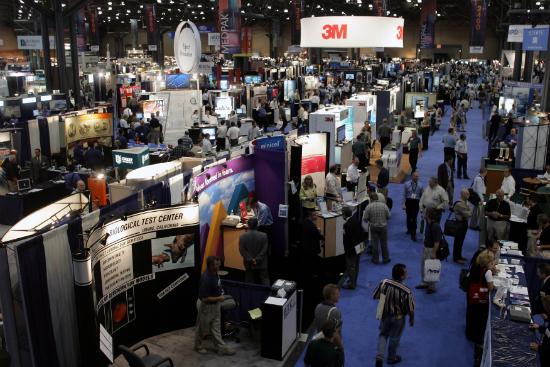 Một số kinh nghiệm tham dự hội chợ quốc tế