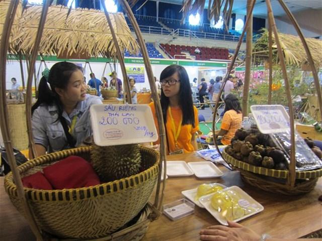 Việt Nam vẫn nhập khẩu rau quả nhiều nhất từ Thái Lan
