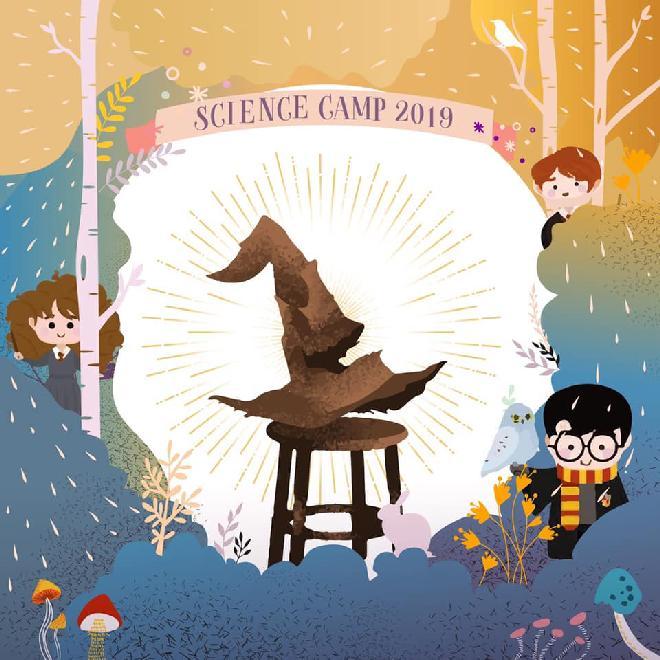 trai he khoa hoc - science camp 2019 - vung dat dieu ki neverland