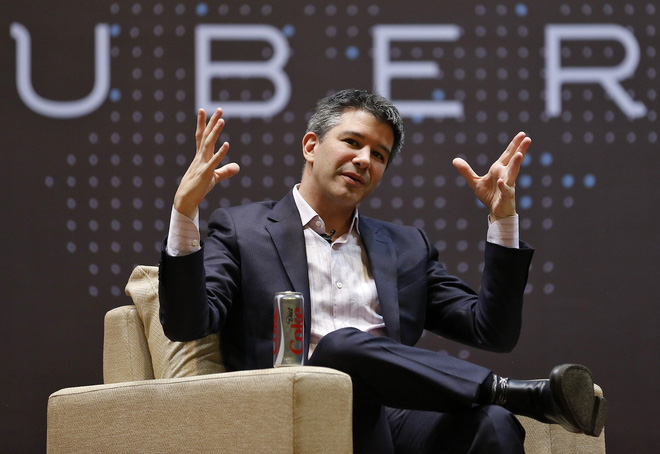 Tại sao Uber vẫn chưa lên sàn?