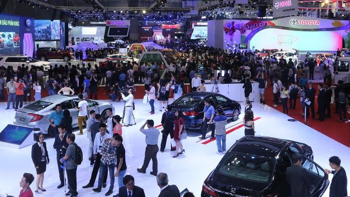 Thị trường ô tô năm 2018 và dự báo 2019