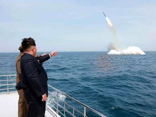 Kịch bản hóa giải tên lửa hạt nhân Triều Tiên của Mỹ - Hàn