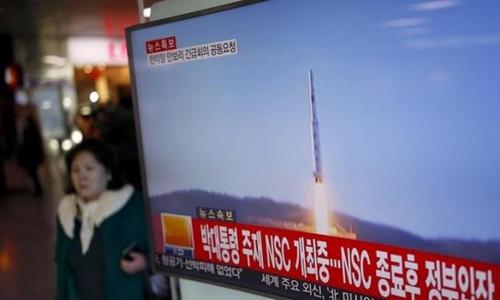 Phóng tên lửa, Triều Tiên mời Mỹ củng cố lá chắn ở châu Á