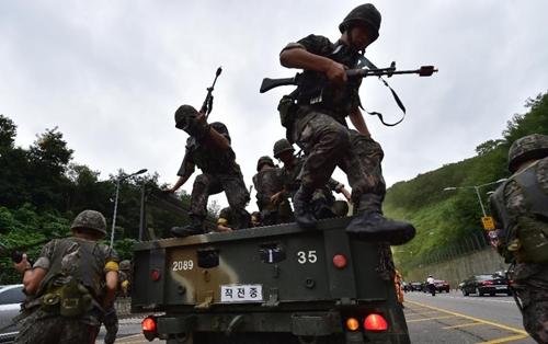 Căng thẳng leo thang ở biên giới hai miền Triều Tiên