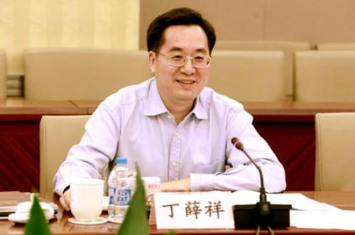 pho chanh van phong trung uong dang cong san trung quocdinh tiet tuong. anh:wct