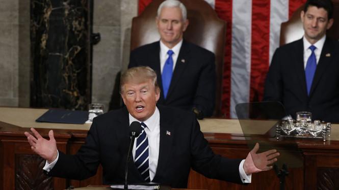 Tăng trưởng kinh tế Mỹ thời Tổng thống Trump