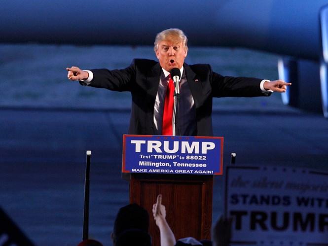 Điều gì sẽ xảy ra nếu ông Donald Trump làm Tổng thống Mỹ?