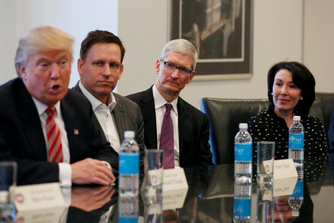 Chính quyền ông Donald Trump hoãn chương trình visa khởi nghiệp