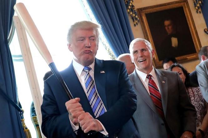 6 tháng đầu của tổng thống Trump qua những con số