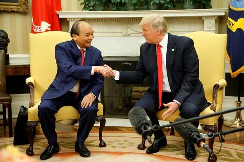 Chuyên gia Mỹ: 'Ông Trump sẽ giữ đà hợp tác với Việt Nam'