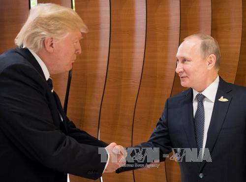 Lãnh đạo Nga - Mỹ tìm được tiếng nói chung trong một số vấn đề 'nóng'