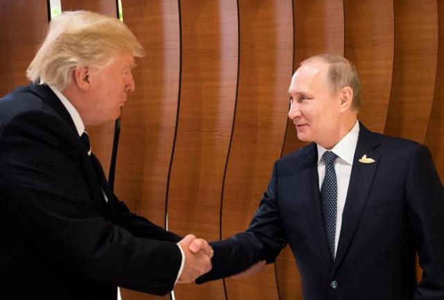 Hình ảnh lãnh đạo Nga-Mỹ 'hòa hợp' trong lần đầu gặp mặt tại Hội nghị thượng đỉnh G20