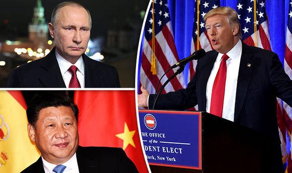 Ông Trump đang vô tình biến 'nước Mỹ đầu tiên' thành 'Trung Quốc đầu tiên'?
