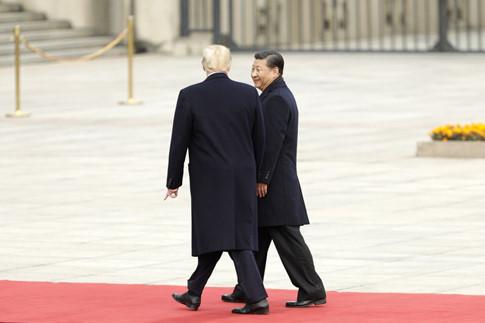 Có gì trong thỏa thuận làm ăn 250 tỉ USD Mỹ - Trung? - ảnh 1