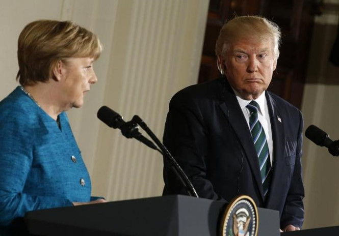 CFO thế giới sợ chiến tranh thương mại vì lời nói của Tổng thống Donald Trump