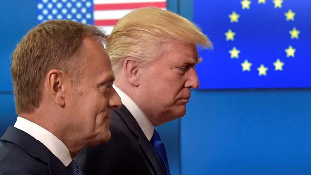 EU liệu có ngả về Trung Quốc để chống lại Mỹ?