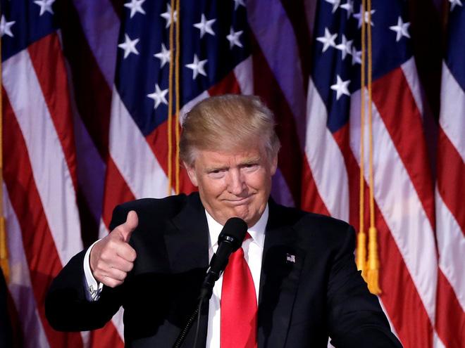 Quy trình bổ nhiệm Nội các của Trump được ví như một show truyền hình thực tế
