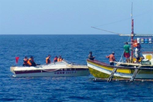 Sau phán quyết Biển Đông: Trung Quốc cố chống đỡ