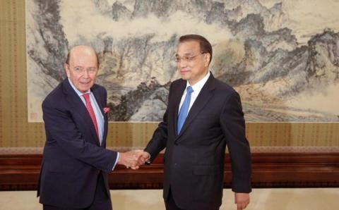 Trung Quốc mặc cả cuộc chiến thương mại Mỹ-Trung