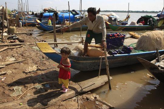 Dự án đập do Trung Quốc hỗ trợ sẽ 'phá hủy' sông Mekong