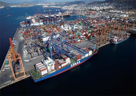 Trung Quốc thâu tóm cảng biển toàn cầu