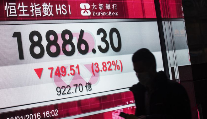 Trung Quốc đang dùng cách nguy hiểm này để trì hoãn suy thoái kinh tế