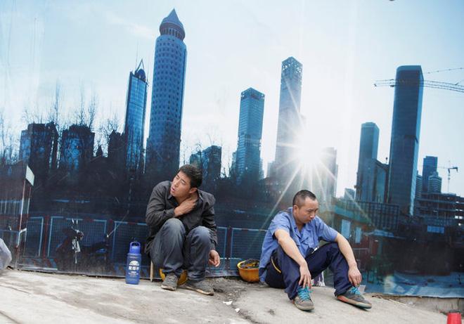 Trung Quốc tăng trưởng chậm mà chắc