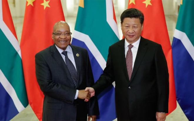 """Trung Quốc """"bơm"""" 60 tỷ USD cho châu Phi"""
