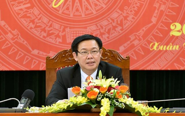 Trưởng Ban Kinh tế T.Ư: 5 giải pháp thúc đẩy năng lực cạnh tranh quốc gia