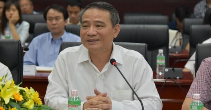 Tân Bí thư Thành uỷ Đà Nẵng Trương Quang Nghĩa