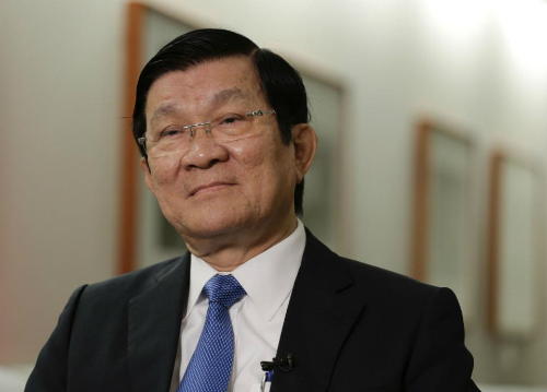 Chủ tịch nước: Hoạt động xây đảo của Trung Quốc vi phạm luật pháp quốc tế