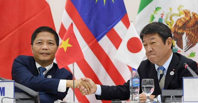 Các nước và Việt Nam gặp khó khăn gì khi Mỹ rút khỏi TPP?