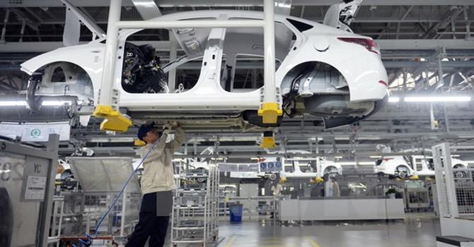 """Nhiều """"đại gia ôtô"""" Hàn Quốc đối mặt với khó khăn tại Trung Quốc"""