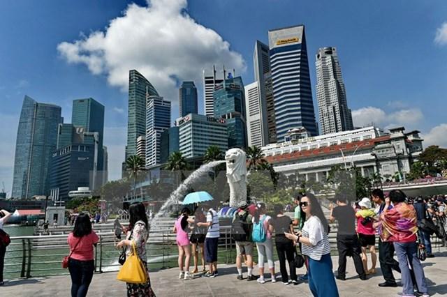 Singapore đứng đầu ASEAN về thu hút đầu tư của 4 cường quốc kinh tế