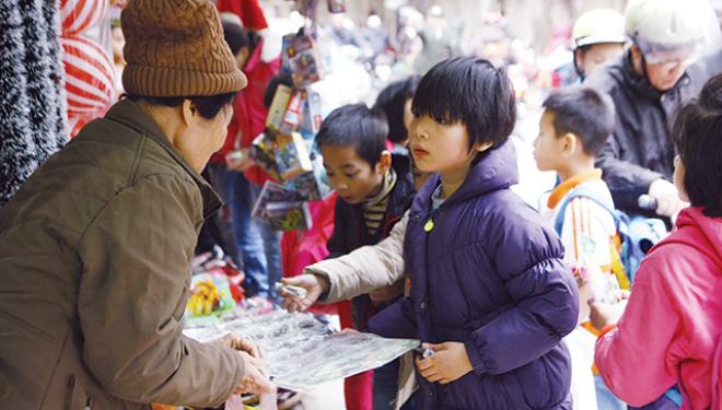 Tử thần giấu mặt trong đồ chơi Trung Quốc