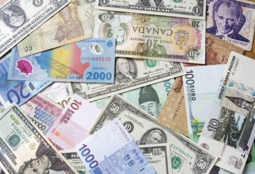 Tỷ giá các cặp đồng tiền chủ chốt ngày 7/1/2016