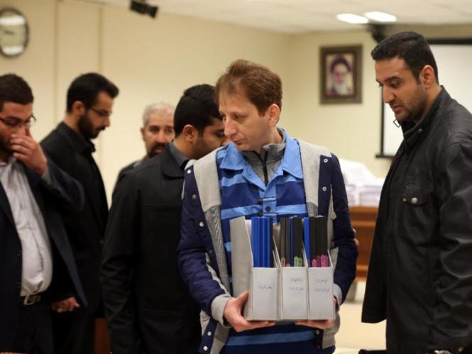 Hành trình lãnh án tử của tỉ phú Iran